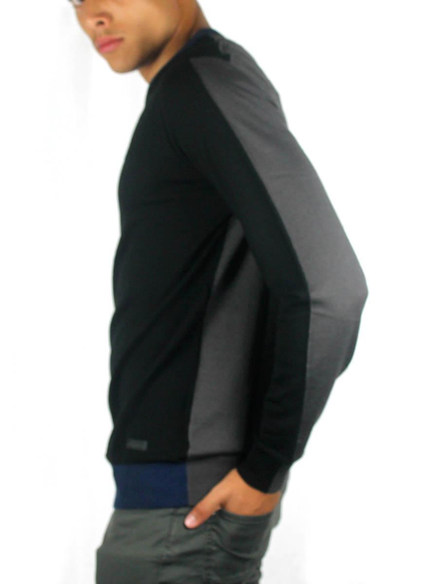 trussardi-jeans-maglia-52M00157-1819-U280 02. Torna a  Abbigliamento Uomo da97d63b102